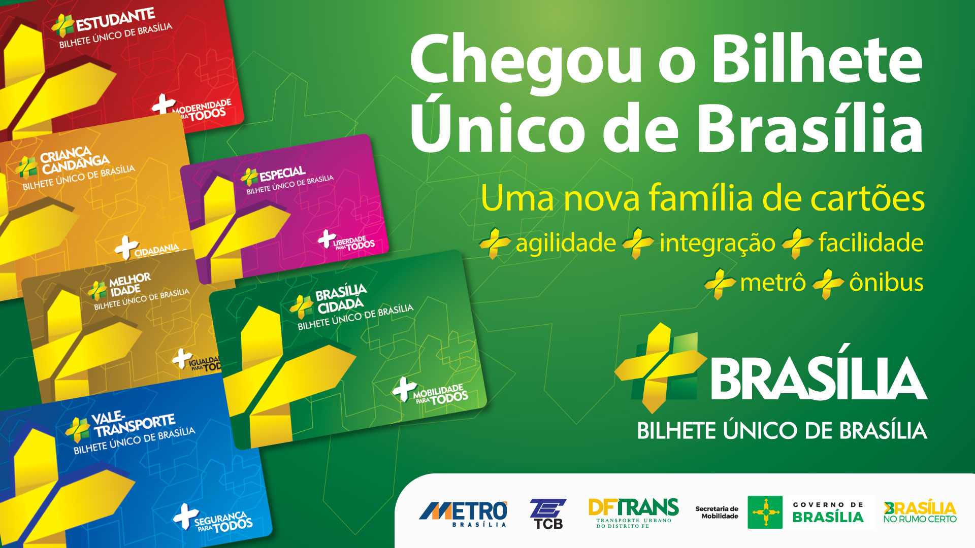 Tire suas dúvidas sobre como utilizar o Bilhete Único de Brasília no Metrô-DF